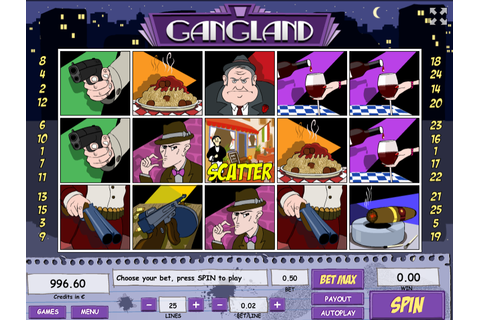 Gangland » FreeSlot Online » Click And Play