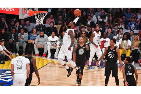NBA All-Star Game: LeBron Reigns, New Format Works in ...