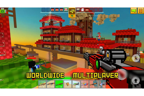 Cops N Robbers - FPS Mini Game APK Download - Free Action ...