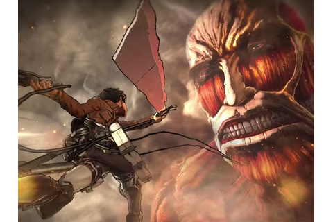 Attack on Titan: Wings of Freedom New Launch Trailer ...