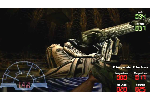 Space Jockey Appearances in Video Games - Alien Games Forum