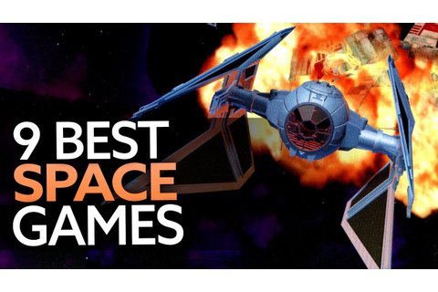The 9 best space games on PC - YouTube
