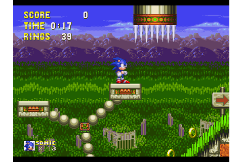 Sonic the Hedgehog 3 Game Download | GameFabrique