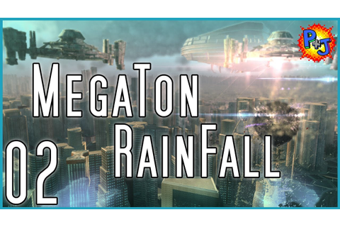 Let's Play Megaton Rainfall | PS4 Gameplay Part 2 (P+J ...