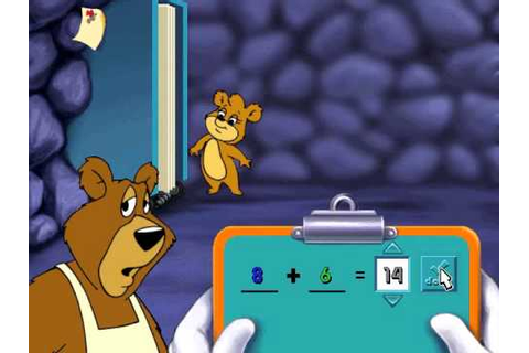 Reader Rabbit 1st Grade Full Walkthrough - YouTube