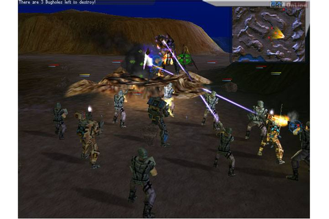 Starship Troopers: Terran Ascendancy - screenshots gallery ...
