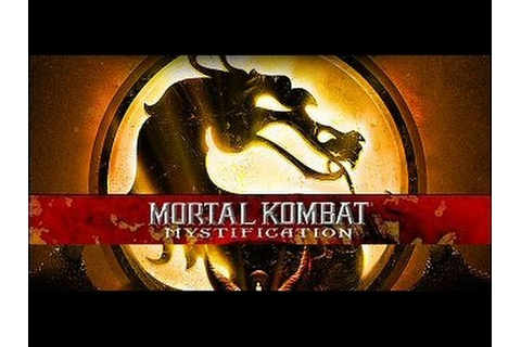 656 - Mortal Kombat: Mystification [playstaion 2] - YouTube