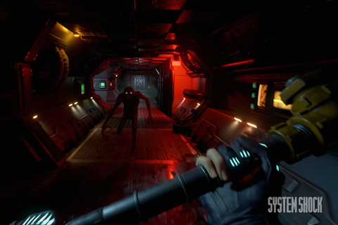 System Shock reboot that raised $1.3M on Kickstarter is ...