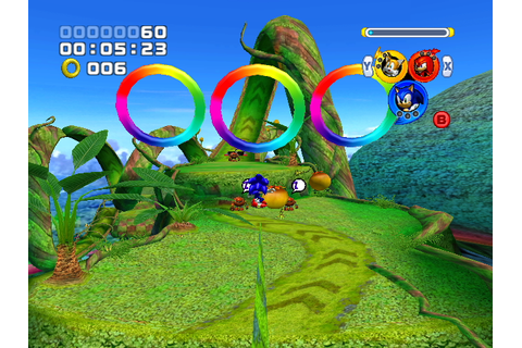 sonic heroes pc free download