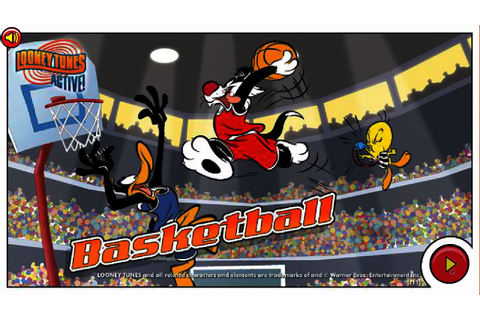 Looney Tunes Active Basketball 2 - YouTube