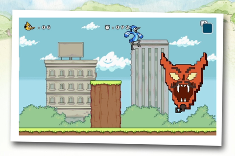Regular Show 3DS game takes Mordecai and Rigby to 8-Bit ...