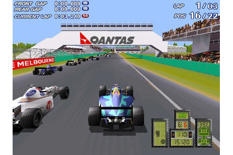 Official Formula One Racing « Old PC Gaming