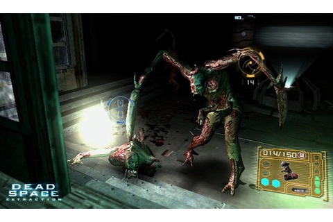 Dead Space Extraction Review - Gaming Nexus