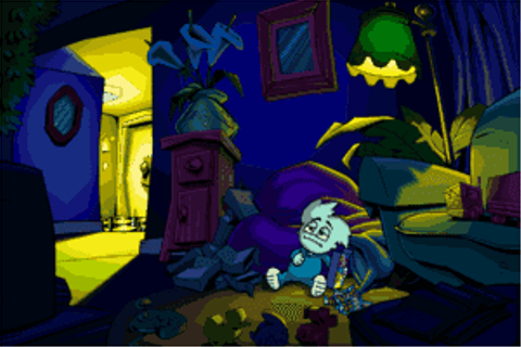 Download Pajama Sam 3: You Are What You Eat From Your Head ...