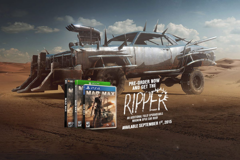 Mad Max game canned on Xbox 360 and PS3, other versions ...