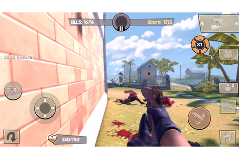Blitz Brigade – Games for Android – Free download. Blitz ...