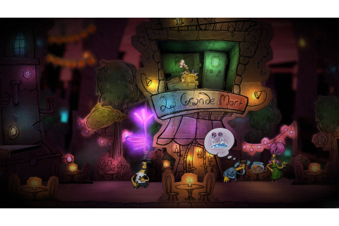 Buy Stick It To The Man PC Game | Download