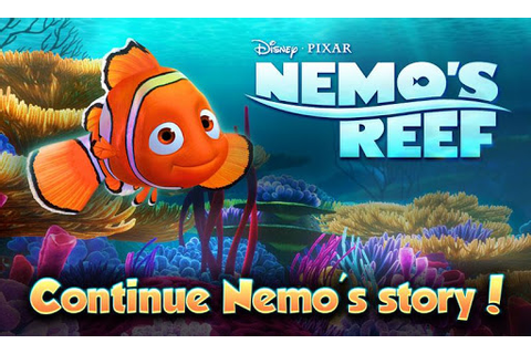 Nemo's Reef Android Game Review