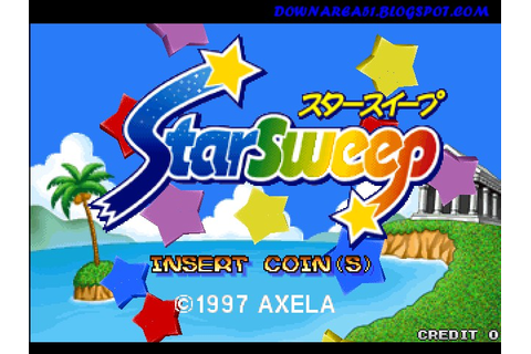 Star Sweep (Arcade) - Download Game PS1 PSP Roms Isos ...