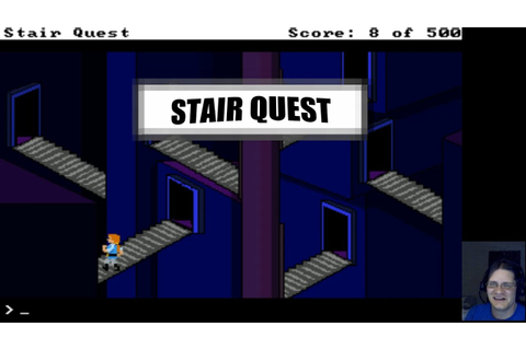 Stair Quest #AdvJam2016 Entry - Stairs for Eternity! - YouTube