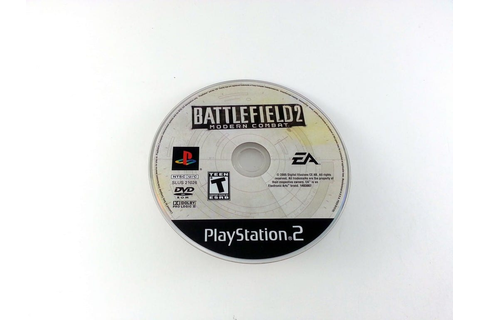 Battlefield 2 Modern Combat game for Playstation 2 (Loose ...