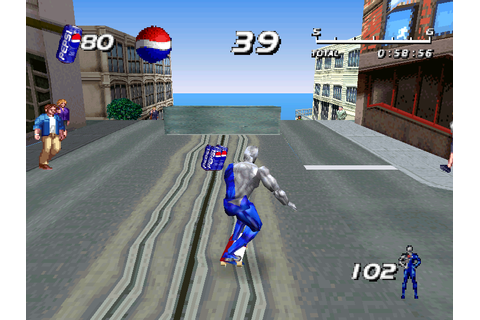 Pepsiman The Running Hero (Japan) ISO