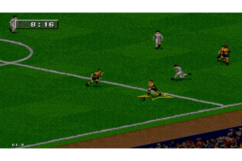FIFA 97 Sega Genesis Gameplay HD - YouTube