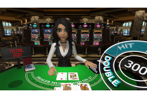 Blackjack Bailey VR (PC)