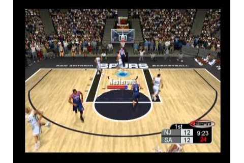 ESPN NBA Basketball ... (PS2) - YouTube