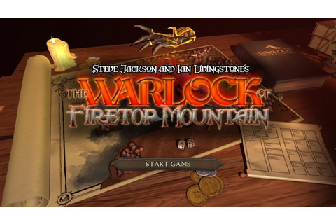 The Warlock of Firetop Mountain PC Game Review - Impulse Gamer