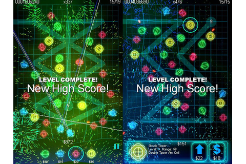 Games you should be playing: geoDefense