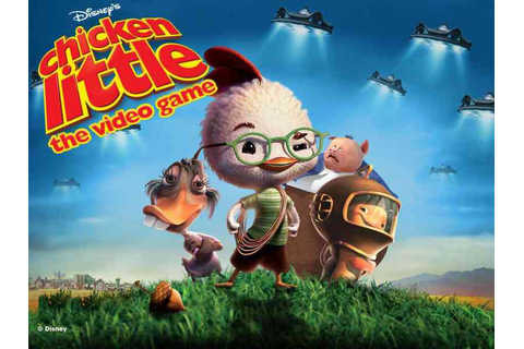 Chicken Little Game Download Free For PC Full Version ...