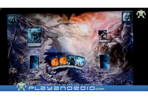Shadow Era Trading Card Game Android game review by ...