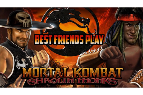 Mortal Kombat Shaolin Monks (Full Let's Play) | Best ...