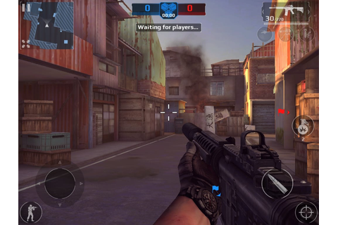 Modern Combat 5: Blackout for iPhone - Download