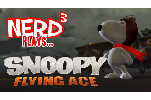 Nerd³ Plays... Snoopy Flying Ace - YouTube