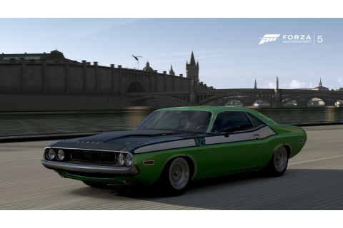 video Games, Forza Motorsport, Dodge, Dodge Challenger ...