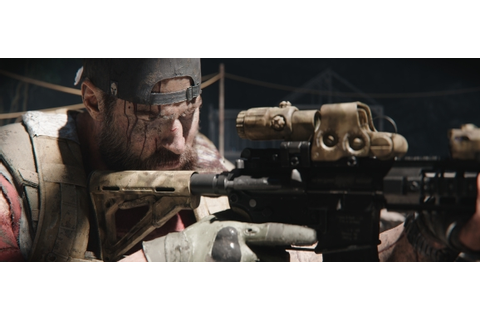 Ghost Recon: Breakpoint is Ubisoft's new Tom Clancy ...
