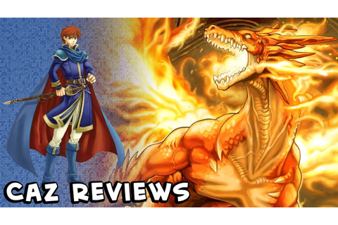 FIRE EMBLEM Review - Caz (Game Boy Advance, Fire Emblem 7 ...