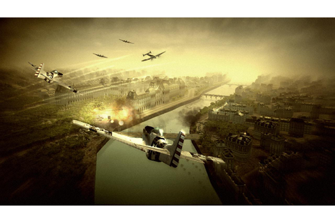 Download The Blazing Angels Squadron of WWII Game Full ...