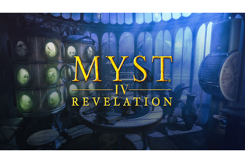 Myst IV: Revelation - Download - Free GoG PC Games