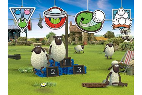Shaun The Sheep: Championsheeps - ABC3 - Games - - ABC3