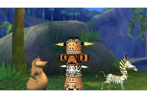 Madagascar Game | PS2 - PlayStation