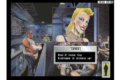Rise of the Dragon Review for Sega CD (1993) - Defunct Games