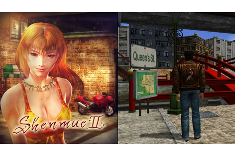 Shenmue II Music: Aberdeen In-game (Complete) - YouTube