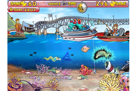 Play Fishing Craze > Online Games | Big Fish
