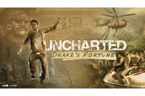 A Gamer's Review : Uncharted : Drake's Fortune
