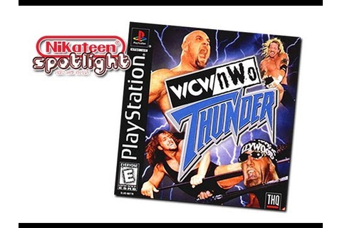 Spotlight Video Game Reviews - WCW/nWo Thunder ...