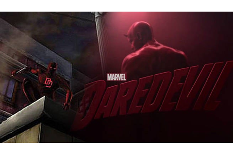 Marvel's Daredevil Cancelled Video Game Footage Revealed