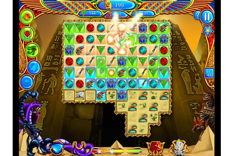 Legend of Egypt: Jewels of the Gods Game|Play Free ...